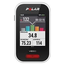 Polar V650 Cycling Computer with Heart Rate Monitor