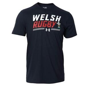 UNDER ARMOUR WALES 2016-17 SUPPORTERS TEE SHIRT MRRP £27.99 SAVE £12 ALL SIZES
