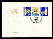 DDR 1575/6 Zdr. FDC Welt-Getreide und Brotkongreß