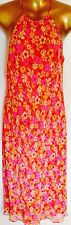 Beautiful Dress By Designer Ann Taylor Ladies Juniors Size 10  100% Silk Linning