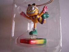 NIB Garfield Ornament  Garfield Ice Skating Popcycle Ornament 20 Years of