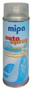 PLASTIC PRIMER ADHESION PROMOTER BUMPERS GRILLS SPOILERS TRIMS MIRRORS MIPA