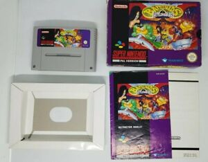 Battletoads In Battlemaniacs SNES Complete EXCELLENT CONDITION FAST FREE POST