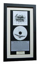 PJ HARVEY England Shake CLASSIC CD Album TOP QUALITY FRAMED+EXPRESS GLOBAL SHIP
