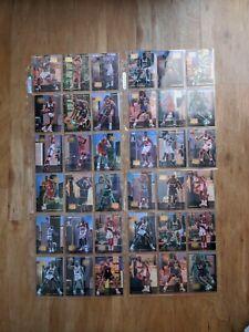 1993-94 Fleer - Towers of Power Set (30 Cards, Shaq, Rodman, Barkley, Webber)