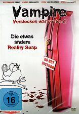 DVD NEU/OVP - Vampire - Verstecken war gestern - Die etwas andere Reality Soap