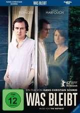 WAS BLEIBT (Lars Eidinger, Corinna Harfouch, Hans-Christian Schmid) DVD NEU+OVP!
