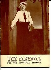 Ethel Barrymore Mildred Dunnick Charles Pursell The Corn Is Green 1941 Playbill