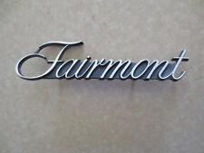Original 1970s XY XW Ford Fairmont car badge
