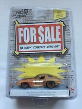 Jada For Sale '63 1963 Chevy Corvette Sting Ray Die-Cast 1/64 Dented Package