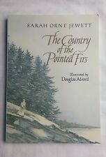 Country of the Pointed Fir Douglas Alvord & Sarah Orne Jewett 2000 NEW free ship
