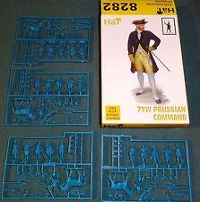 1/72 Hat 7yw Prussian Command #8282 Arw - Awi Infantry set plastic Mib