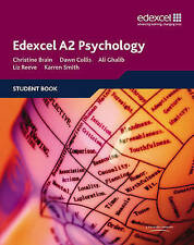 Edexcel A2 Psychology Student Book, Christine Brain, Karren Smith, Ali Ghalib, D