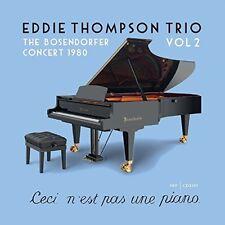 Eddie Thompson Trio - The Bosendorfer Concert 1980 Vol 2 [CD]