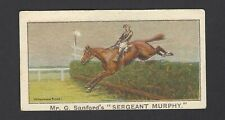 BOGUSLAVSKY - WINNERS ON THE TURF (NO SERIFS) - #1 SERGEANT MURPHY