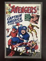 Avengers #4 JC Penney Variant Comic Book. Scarce!