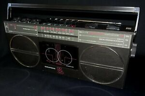 *** POSTE RADIO CASSETTE GRUNDIG RR325 - 3 BANDES RECEIVER  - PILES/SECTEUR  ***