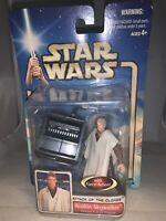 "2002 Hasbro Star Wars Attack Of The Clones Outlet Peasant Anakin 4"" Figure-NRFP"