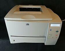 Hp Laserjet 2300D Printer Q2474A 48Mb Duplexer Toner Network, Works Perfectly