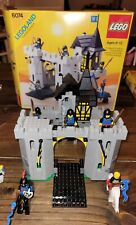 Vintage Lego Castle 6074 Black Falcons Fortress (1986) 97% Complete with Extras!