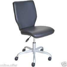 Adjustable Office Chair Furniture Black Computer Desk Seat Youth Teen Unisex