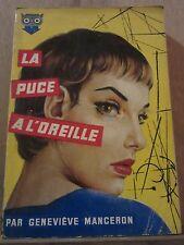 Geneviève Manceron: La Puce à l'Oreille/ Ditis Police N°66, 1957