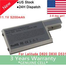 "Battery DF192 For Dell Precision 15.4"" M4300 Latitude D531 D820 D830 M65 M4300"