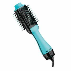 Revlon One-Step Hair Dryer & Volumizer Hot Air Brush, Blue