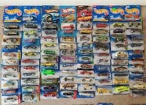Mixed lot of 40 Hot Wheels - Great To Start off a Collection or Giving as a Gift