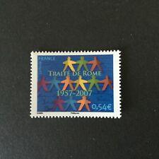 France 2007 Traité de Rome 50th Anniversaire SUPERBE-MA Yv4030 (j415)