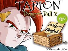 Tapion Dragon Ball Z Anime  Spieluhr Musicbox Neu Fanartikel