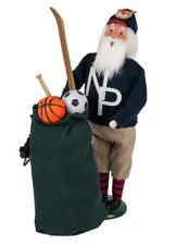 Byers' Choice Reindeer Games Santa (3185)