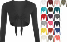 Viscose Formal Solid Tops for Women