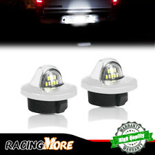 2pcs White LED Error Free License Plate Lights For F-150 F-250 F-350 Super Duty
