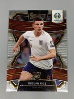 Declan Rice 2020 Panini Select UEFA Euro Rookie RC Base Terrace #81 England