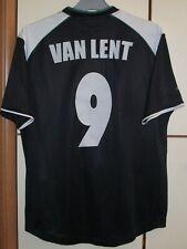 Borussia Mönchengladbach 2002-2003 Away football shirt trikot #9 Van Lent size L