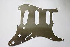 "0.015"" fender Strat Stratocaster Pickguard Shield - Aluminum"