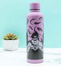 Official Disney Villains The Little Mermaid Ursula Metal Water Bottle from Funko