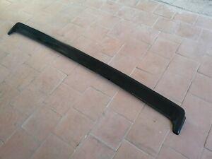 BMW E30 Boot Spoiler, GENUINE Heckspoiler 1916038 black
