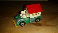 Snoopy vintage toy car 1988
