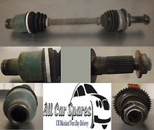 Mazda 626 2.0 16v - Driver Side Front Drive Shaft - with ABS Ring