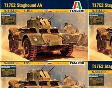 Italeri  1/35 T17E2 Staghound AA #6463