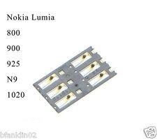 Nokia Lumia 800 900 920 925 1020 Sim Card Reader Connector Slot Holder