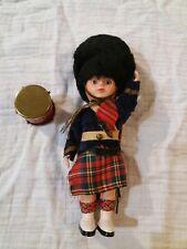 Rexard Scots Guard Scottish Dragoon 1970s doll
