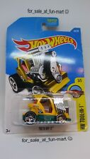 HOT WHEELS 2016 #35 TEE'D OFF 2 YELLOW HW TOOL-IN-1 5/5 NEW & SEALED [ 73 ]