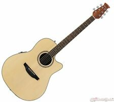 Ovation Applause Standard Acoustic Electric Guitar - Natural
