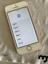 Apple iPhone SE - 16GB - Rose Gold (Verizon) A1662