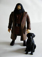 Harry Potter - Loose Rubeus Hagrid & Fang Action Figures Order of the Phoenix