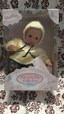 Goetz Dolls 13� Baby Doll Soft Body Muffin Precious Day Collection Blue Outfit