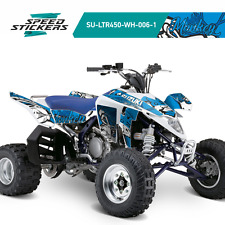 SUZUKI LTR 450 GRAPHICS SET OF DECALS AND STICKERS +FREE GIFT